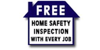 Free Home Safety Inspection With Every Job